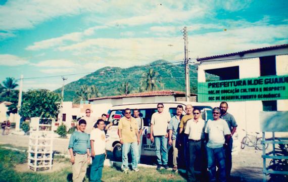 Equipe de Técnicos