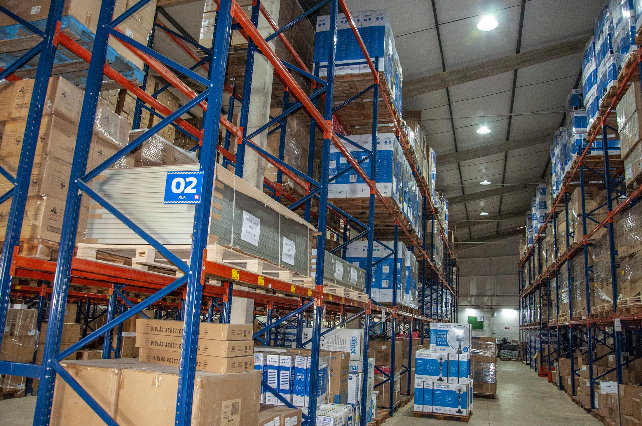 Coronavírus afeta a importação de produtos